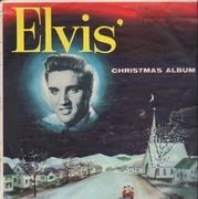 LP - Elvis Presley - Elvis' Christmas Album - Rare NEW ZEALAND Pressing