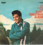 LP - Elvis Presley - Elvis' Christmas Album (1970) - MONO USA