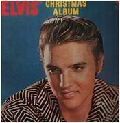 LP - Elvis Presley - Elvis' Christmas Album (1957)
