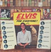 LP - Elvis Presley - Elvis For Everyone! - Still Sealed
