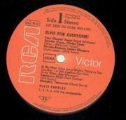 LP - Elvis Presley - Elvis For Everyone!