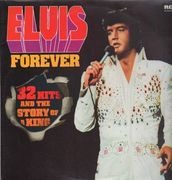 LP - Elvis Presley - Elvis Forever - BLACK LABELS
