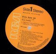 Double LP - Elvis Presley - Elvis Gold 30