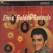 LP - Elvis Presley - Elvis' Golden Records Volume 1 - ORANGE LABELS