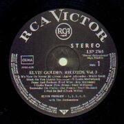 LP - Elvis Presley - Elvis' Golden Records Volume 3 - GERMAN ORIGINAL