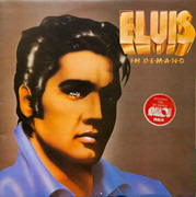 LP - Elvis Presley - Elvis In Demand