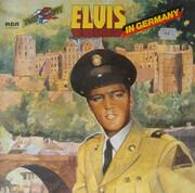 LP - Elvis Presley - Elvis In Germany