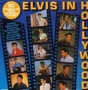 LP - Elvis Presley - Elvis in Hollywood
