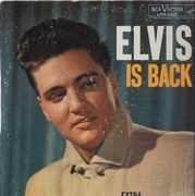 LP - Elvis Presley - Elvis Is Back! - LPM 2231 USA MONO