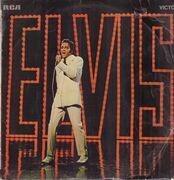 LP - Elvis Presley - Elvis NBC TV Special - UK ORIGINAL
