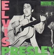 LP - Elvis Presley - Elvis Presley - Green Box RCA Logo OG German Pressing