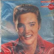 LP - Elvis Presley - For LP Fans Only - Incl. Original Plastic Baggy