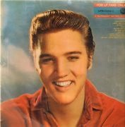 LP - Elvis Presley - For LP Fans Only - ORIGINAL GERMAN LPM 1990