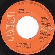 7'' - Elvis Presley - For The Heart / Hurt