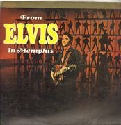 LP - Elvis Presley - From Elvis In Memphis - Spain