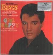 LP - Elvis Presley - Girl Happy - 180g audiophile vinyl