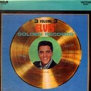 LP - Elvis Presley - Elvis' Golden Records Volume 3 - USA BLACK LABELS