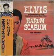 LP - Elvis Presley - Harum Scarum OST - JAPAN, AUDIOPHILE, w OBI