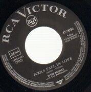 7inch Vinyl Single - Elvis Presley - Indescribably Blue - german original