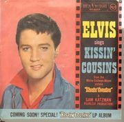 7'' - Elvis Presley - Kissin' Cousins - us original