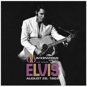 Double LP - Elvis Presley - Live at the International Hotel,Las Vegas,NV Aug
