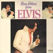 LP - Elvis Presley - Love Letters From Elvis - DYNAFLEX