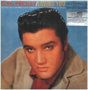 LP - Elvis Presley - Loving You - 180g