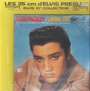 10'' - Elvis Presley - Loving You - Still Sealed