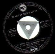 7inch Vinyl Single - Elvis Presley - Peace In The Valley - S5 GERMAN EP