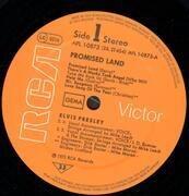 LP - Elvis Presley - Promised Land