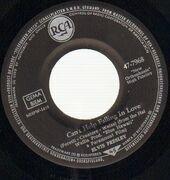 7inch Vinyl Single - Elvis Presley - Rock-A-Hula Baby  (''Twist Special'')/ Can`t Help Falling In Love - 47-7968
