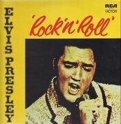 LP - Elvis Presley - Rock 'N' Roll - Italy