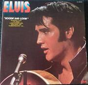 Double LP - Elvis Presley - Rockin' And Lovin' - France