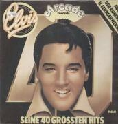 Double LP - Elvis Presley - Seine 40 Größten Hits