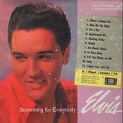LP - Elvis Presley - Something For Everybody - OG US MONO
