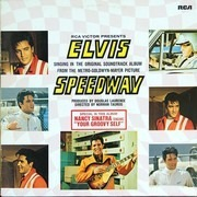 LP - Elvis Presley - Speedway