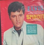LP - Elvis Presley - Spinout - Incl. Bonus Photo
