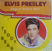 LP - Elvis Presley - Teddy Bear