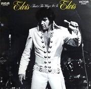 LP - Elvis Presley - That's The Way It Is