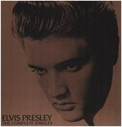 LP-Box - Elvis Presley - The Complete Singles - Original Japanese, +Booklet, No OBI
