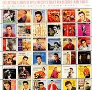 CD-Box - Elvis Presley - The King of Rock 'N' Roll - The Complete 50's Masters - w BOOKLET & STAMPS