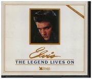 CD-Box - Elvis Presley - The Legend Lives On - 5 CDs in 2 Box sets