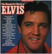 Double LP - Elvis Presley - The Wonderful World of Elvis - MARKS & SPENCER
