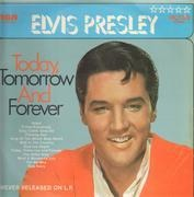 LP - Elvis Presley - Today, Tomorrow And Forever