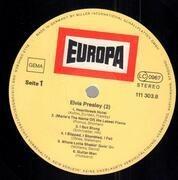 LP - Elvis Presley - 2 (Europa) - Europa