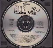 CD - Elvis Presley - 20 Rock & Roll Hits