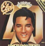 Double LP - Elvis Presley - 40 Greatest Hits