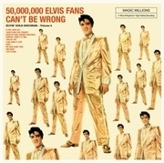 LP - Elvis Presley - 50,000,000 Elvis Fans Can't Be Wrong - 4 Bonus Tracks / 180g