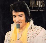 LP - Elvis Presley - A Canadian Tribute - Gold Transparent / Still Sealed