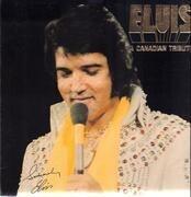 LP - Elvis Presley - A Canadian Tribute - YELLOW VINYL